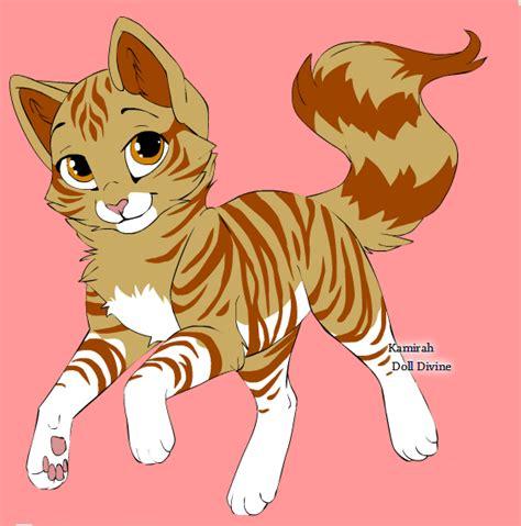 kitten maker design warrior cats warrior cat for adoption by silvninja on deviantart