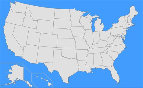 Usa Finder Find The Us States Quiz
