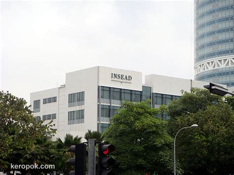 Insead Singapore Mba Part Time by Boring Singapore City Photo Insead Asia Cus