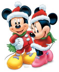 mickey mouse minnie mouse christmas