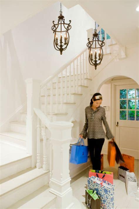 minimalistische möbel design treppe flur