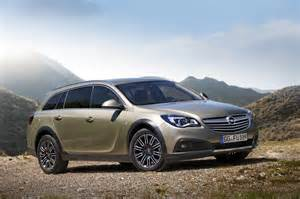 Opel Astra Country Tourer Opel Insignia Country Tourer Fiche Technique 2 0 Cdti