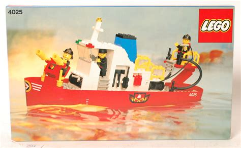 lego boat vintage vintage lego fire boat pictures to pin on pinterest