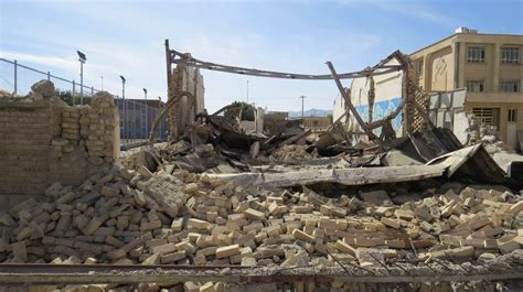 earthquake kermanshah quake damage to kermanshah agriculture estimated