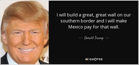 Donald Trump Quotes On The Wall | walls going viral gold and precious metals