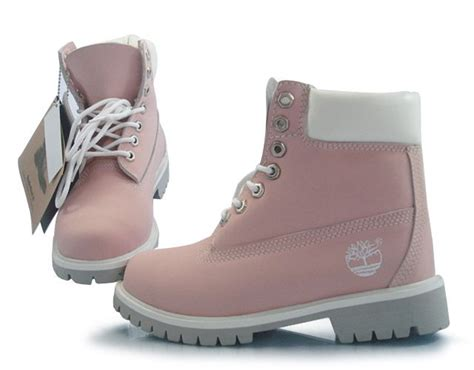 timberland nellie premium boots pink shoes and
