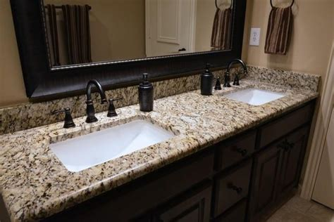 installing a new bathtub houston install new vanity granite counter undermounted sink