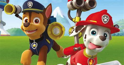Mobil Paw Patrol Marshal 8026 paw patrol characters and marshall are coming to plymouth to meet your children cornwall