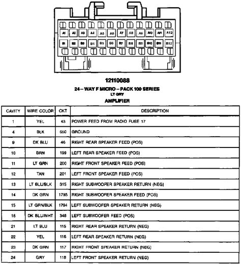 monsoon lifier wiring diagram monsoon radio wiring diagram