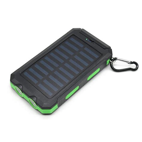 Power Bank Xiaomi Solar מוצר For Xiaomi Huawei New Portable Solar Power Bank Real 20000mah External Battery Dual Usb