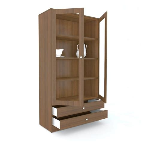 crockery cabinet designs modern decorate your kitchen with unicos crockery cabinets buy
