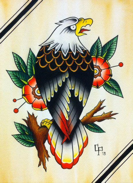 american traditional eagle tattoo traditional eagle flash print traditional eagle
