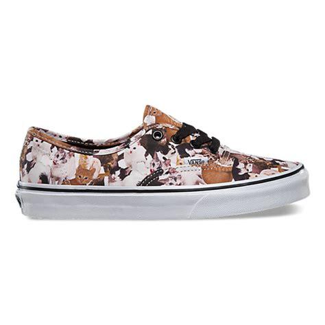 Vans Kitten aspca authentic shop womens shoes at vans