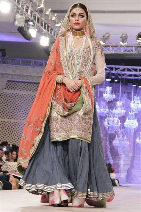 indian bridal wedding sharara designs collection