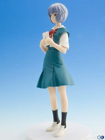 Rei Ayanami Neon Genesis Evangelion Sega Prize Figure neko magic anime figure news evangelion 2 0 you can not advance ayanami rei pvc prize