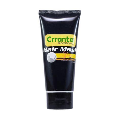 Crrante Hair Mask Strawberry 200ml jual crrante hair mask 200 ml harga