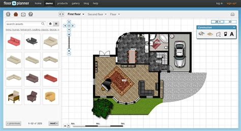 floor plan creator free top web apps applications floorplanner floor plan maker