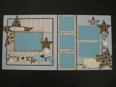 scrapbook layout ideas using cricut cricut scrapbook layout scrapbooking layouts pinterest