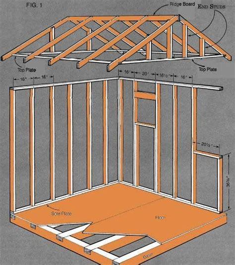 storage shed plans  indr