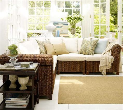 sunroom sectional sunroom seagrass furniture ideas new back porch and