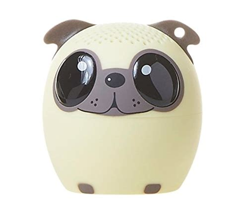pug bluetooth speaker 25 gifts that anyone obsessed with pugs will