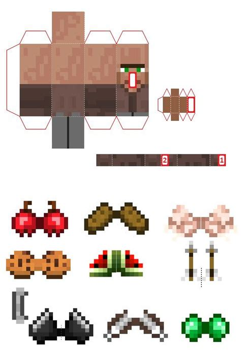 How To Make Paper Minecraft Stuff - the world s catalog of ideas