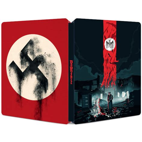 Exclusive Limited Editions At 20ltd by Downfall Zavvi Exclusive Limited Edition Steelbook
