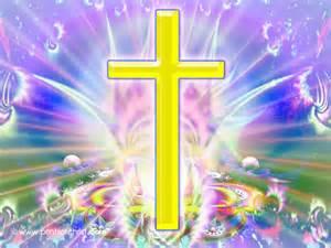 colorful crosses free jesus wallpaper