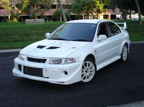 Mitsubishi Lancer Evo 6 5 Tme 410hp Racing Performance