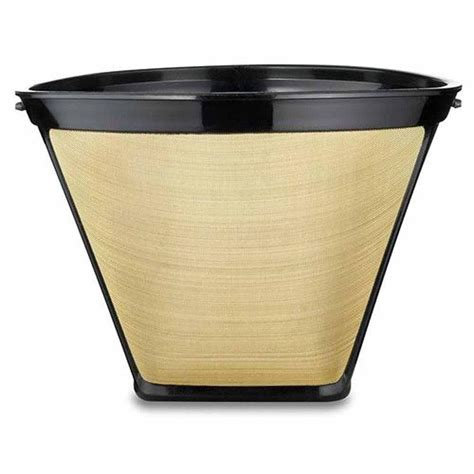 Coffee Filter one all permanent cone style coffee filter gf214 cb 6 the home depot