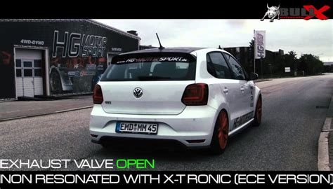 E Auto Tuning Intake by Air Intake In Carbonio Vw Polo 6c Gti 1 8 Tsi Concept