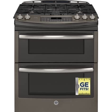 Www Oven Gas pgs950eefes ge profile series 30 quot slide in front