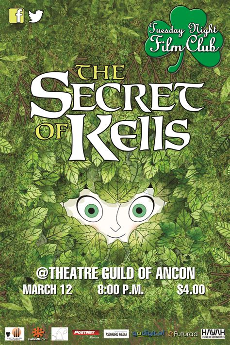 secret of day the secret of the kells st patty s day screening
