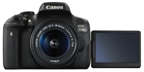 Wifi Dslr Canon Canon Eos 750d 24 2mp Wifi Touch Screen Dslr Digital Price And Specifications L L