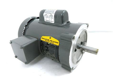 Electric Motor Baldor by Baldor Kl3403 Electric Motor 0 25 Hp 56c Frame 1725 Rpm