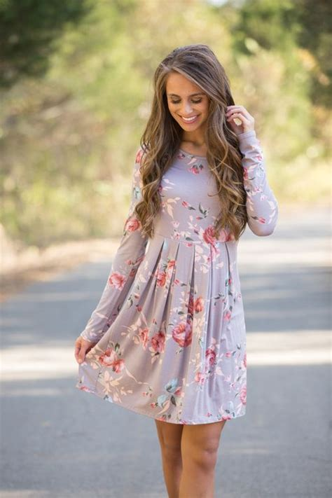 beautiful floral dress   easy  love  season