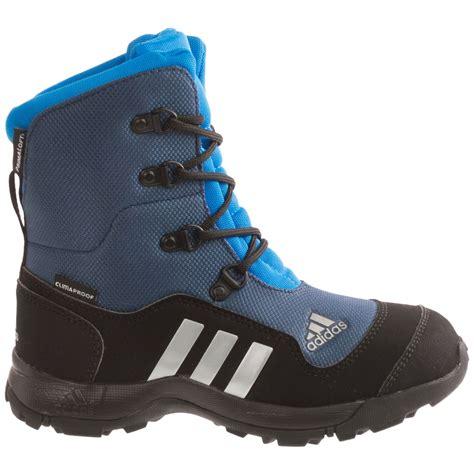 adidas snow boots adidas outdoor adisnow ii primaloft 174 snow boots for