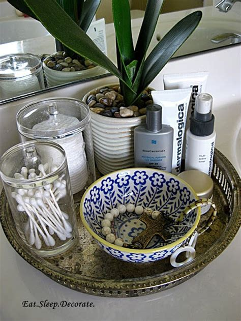 Bathroom Counter Organization Ideas | 15 minute diy bathroom organization ideas diy ready