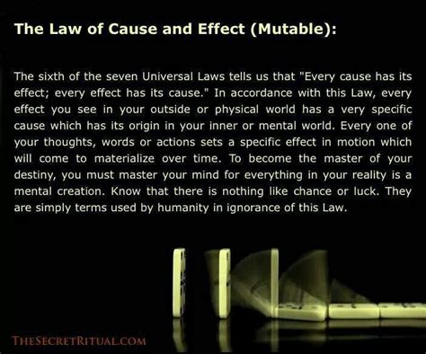 1425351921 spiritual cause and effect the law of cause and effect good quotes pinterest to