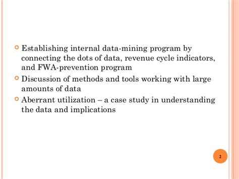 Compliance Mba Programs by The Riddle Of Data Driven Compliance Program 2014