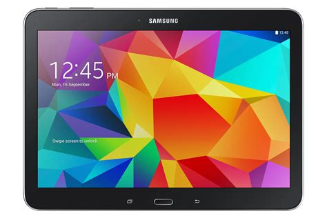 comparativa y tablet samsung samsung galaxy tab 4 10 1 quot wi fi black tablet features