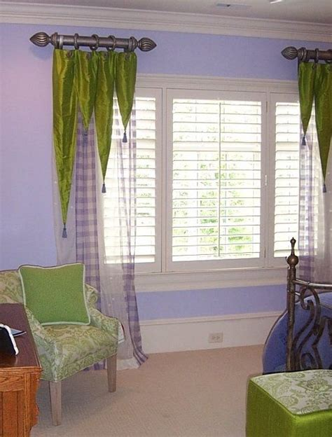 unique valance ideas 101 best images about custom window treatments on