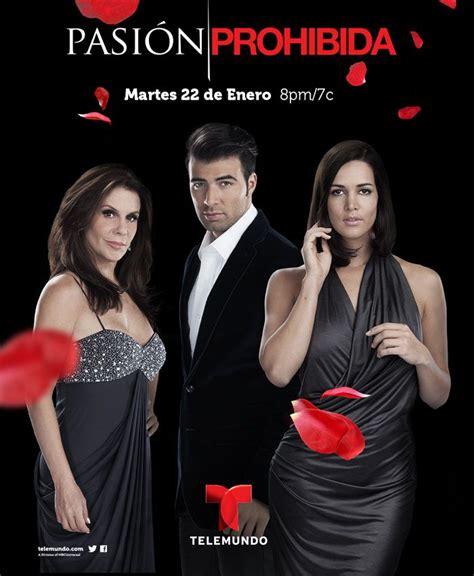poster de novelas y series fotos de telenovela poster de pasion prohibida jencarlos