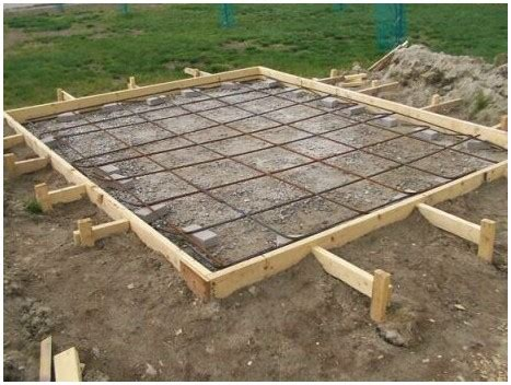 Foundation For A Shed by Concrete Block Shed Foundation