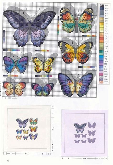 butterfly pattern pinterest 10 best small butterfly cross stitch patterns images on