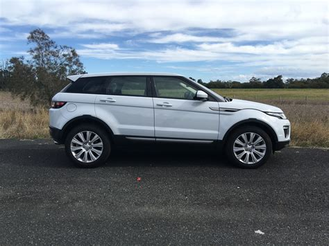land rover evoque 2016 2016 range rover evoque si4 review caradvice