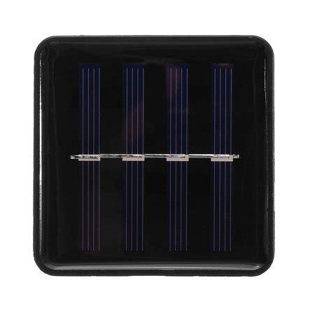 ft leds solar rope tube fairy lights led string