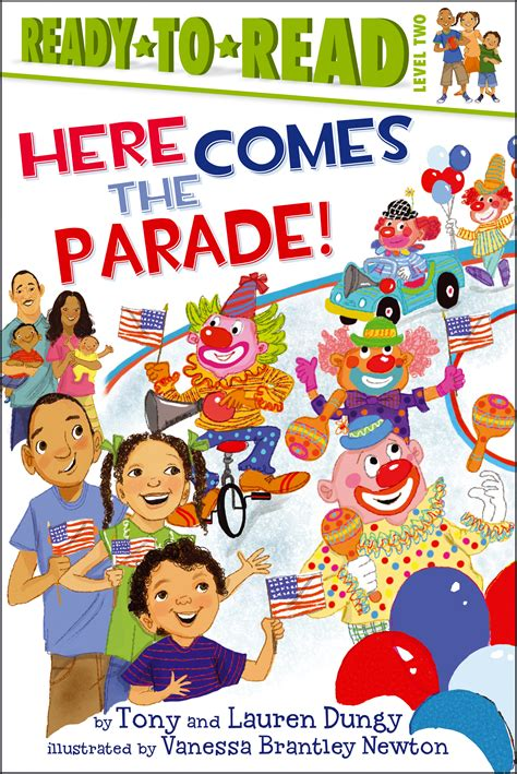 the parade books here comes the parade book by tony dungy dungy