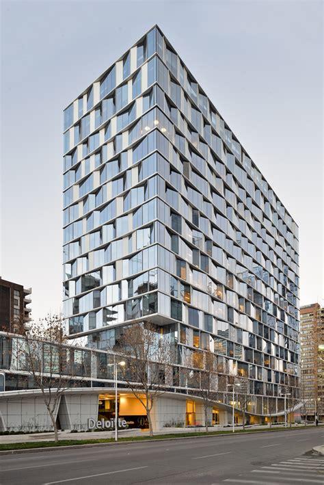 office architecture deloitte building cfa cristi 225 n fernandez arquitectos