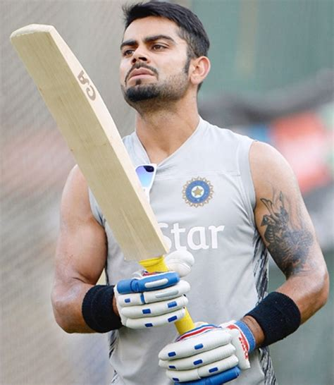 virat kohli tattoo inked kohli teammates obsession with tattoos rediff